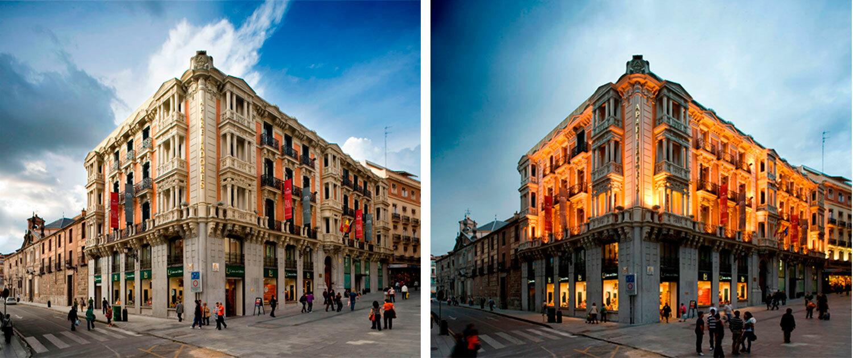 Rehabilitaci n coaatm d az d az arquitectos a coru a - Arquitectura de interiores madrid ...
