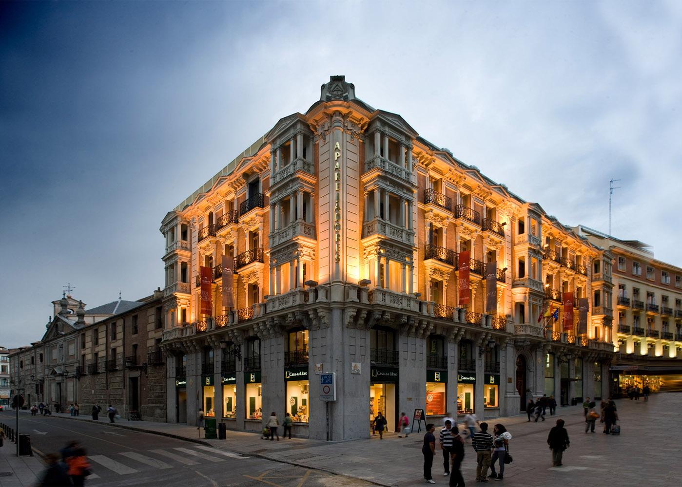 D az d az arquitectos a coru a madrid - Aparejadores coruna ...