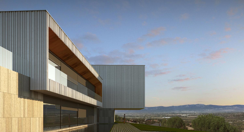 Rehabilitaci n reforma y cambio de uso edificio en alcal for En que consiste la arquitectura
