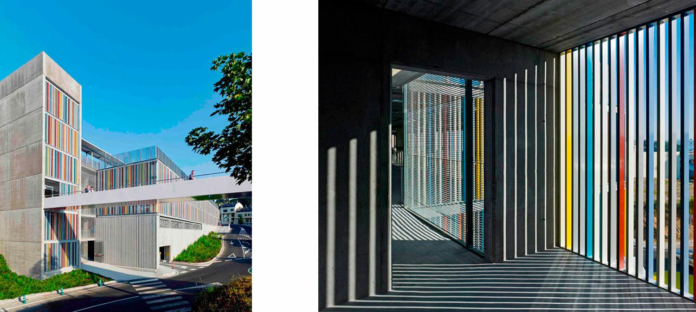 Reportajes sobre el aparcamiento del materno y la vivienda Noticias de arquitectura recientes